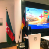 Ahmed Ismayilov Trans Caspian Forum