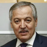 H.E. Sirodjidin Aslov
