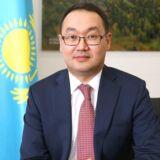 Ambassador Ashikbayev- Kazakhstan