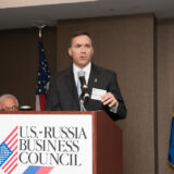Matt Edwards, Director of the Office of Russia, Ukraine and Eurasia, Global Markets-U.S. and Foreign Commercial Service, International Trade Administration, U.S. Department of Commerce